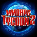 MMORPG Tycoon 2 Greenlight branding image